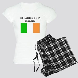 Id Rather Be In Ireland Pajamas