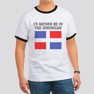 Id Rather Be In The Dominican T-Shirt
