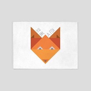 Sly Fox 5'x7'Area Rug