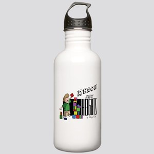 Reach new Heights Stainless Water Bottle 1.0L
