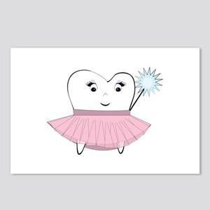 Tooth Fairy Postcards (Package of 8)