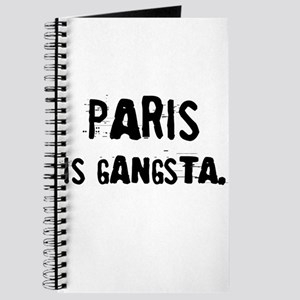 Paris is Gangsta Journal