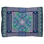 Celtic Atlantis Opal Pillow Sham