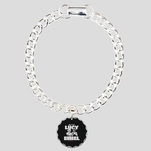 Lucy to my Ethel Charm Bracelet, One Charm