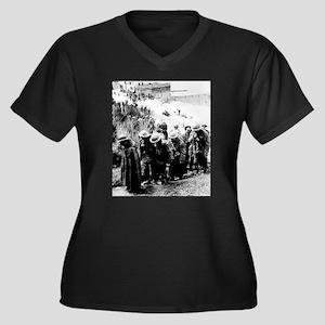 dunkirk Plus Size T-Shirt