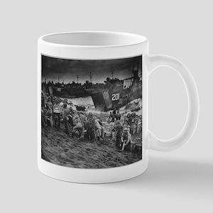 iwo jima Mugs