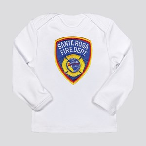 Santa Rosa Fire Long Sleeve T-Shirt