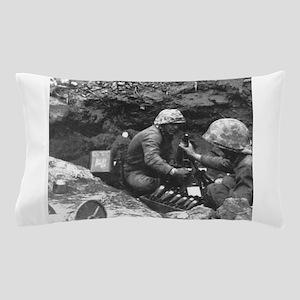 iwo jima Pillow Case