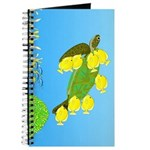 Green Sea Turtle and Tangs Journal