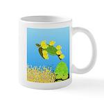 Green Sea Turtle and Tangs Mugs