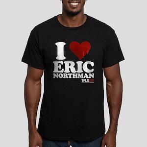 I Heart Eric Northman Men's Fitted T-Shirt (dark)
