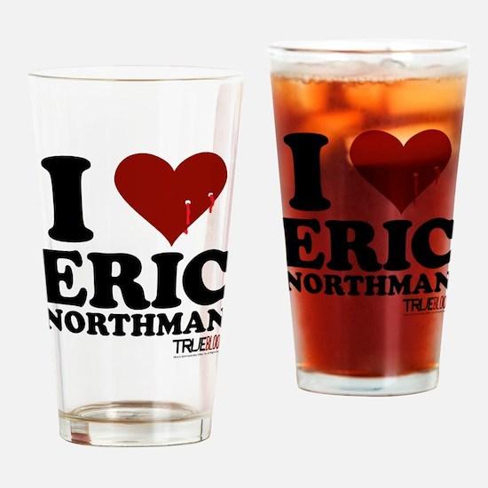 I Heart Eric Northman Drinking Glass