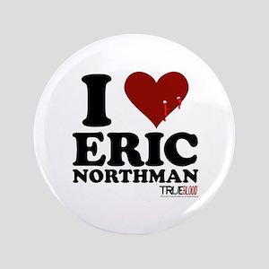 "I Heart Eric Northman 3.5"" Button"