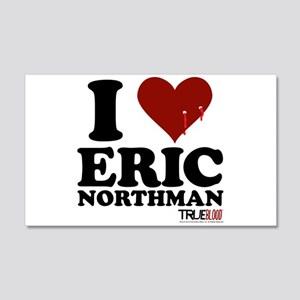 I Heart Eric Northman 20x12 Wall Decal