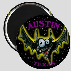 AustinBattyButton Magnets