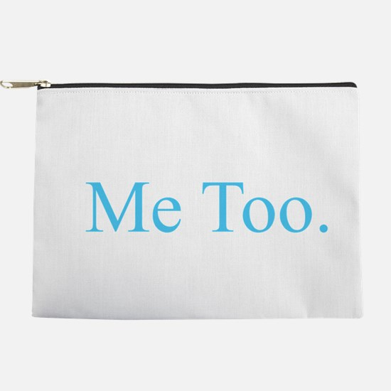Me Too - Blue Makeup Pouch