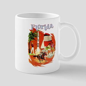 Florida Vintage Mugs