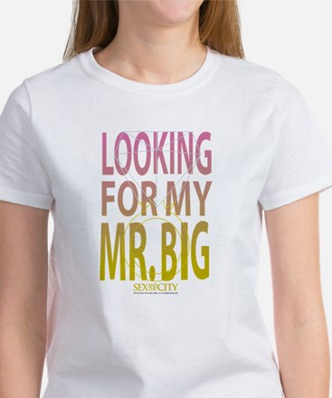 Looking for my Mr. Big Women's T-Shirt