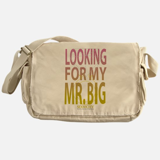 Looking for my Mr. Big Messenger Bag