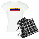 Colombia somewhere Women's Light Pajamas