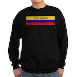 Colombia somewhere Sweatshirt (dark)