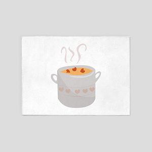 Soup Bowl 5'x7'Area Rug