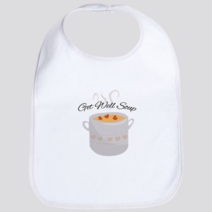 Get Well Soup Bib