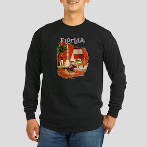 Florida Vintage Long Sleeve T-Shirt