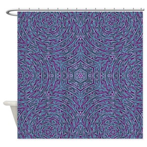 Kaleidoscope Shower Curtains