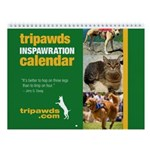 Tripawds Wall Calendar #11 - New For 2015
