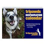 Tripawds Wall Calendar #12 - New For 2015