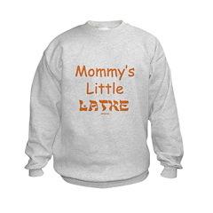 Mommy's Little Latke Chanukah Sweatshirt