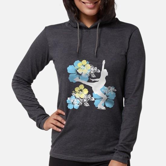 Floral Ice Long Sleeve T-Shirt