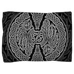 Celtic Dragons Pillow Sham