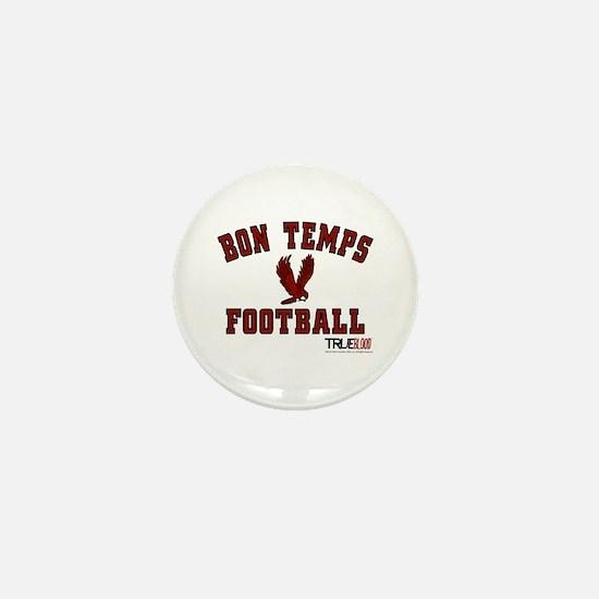 Bon Temps Football Mini Button