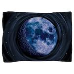 Celtic Blue Moon Pillow Sham