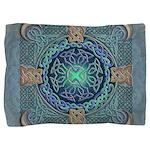 Celtic Eye of the World Pillow Sham