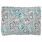 Celtic Puzzle Square Pillow Sham
