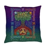 Celtic Tree of Life Master Pillow
