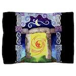 Celtic Doorway Pillow Sham