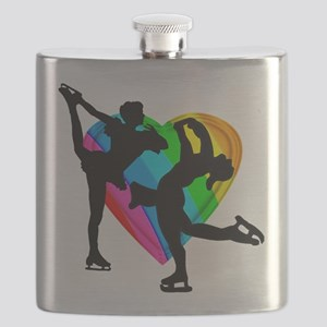 FOREVER SKATING Flask