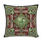 Celtic Dragon Labyrinth Master Pillow
