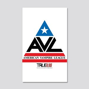 American Vampire League 20x12 Wall Decal