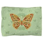Celtic Butterfly Pillow Sham