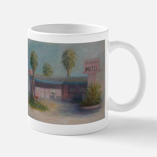 FLORIDA MOTEL Mugs