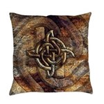 Celtic Rock Knot Master Pillow