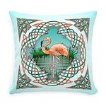 Celtic Flamingo Master Pillow