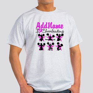 CHEERLEADER 4EVER Light T-Shirt