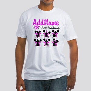 CHEERLEADER 4EVER Fitted T-Shirt