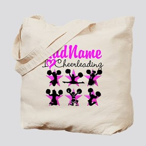CHEERLEADER 4EVER Tote Bag